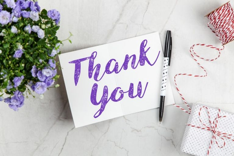 3 Tips on How to Write Effective Thank You Notes to Your Donors