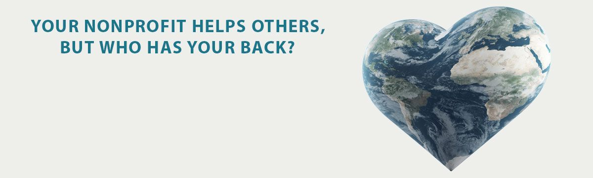 Your nonprofit helps others, but who has your back?